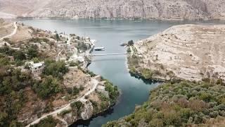 Şanlıurfa Halfeti Tekne Gezisi ve Havadan Çekim