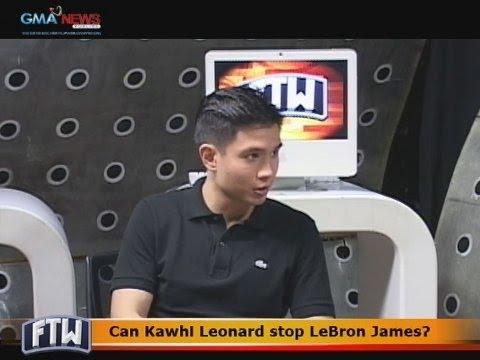 FTW: Can Kawhi Leonard stop LeBron James?