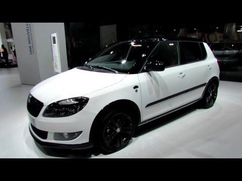 2013 Skoda Fabia TSI - Exterior and Interior Walkaround - 2012 Paris Auto Show