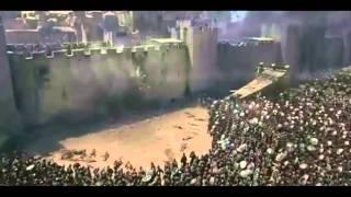 صلاح الدين مع أغنية هزيم الرعد-روعة