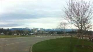 Parksville Community Park - March 25, 2011