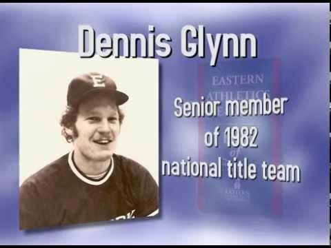 2007 Athletics Hall Of Fame Inductee Dennis Glynn