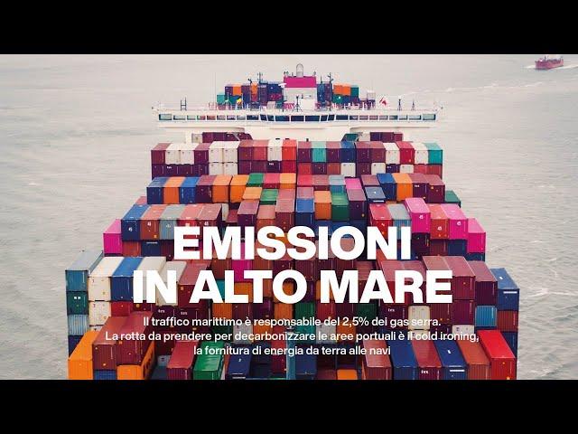 Emissioni in alto mare