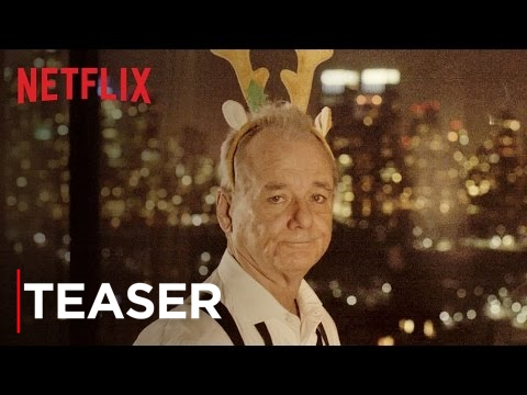 A Very Murray Christmas | Teaser [HD] | Netflix - YouTube