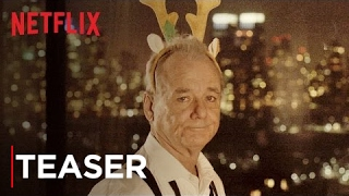 A Very Murray Christmas - Teaser - Netflix [HD]