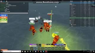 Roblox Field Of Battle: Un duel avec HugoWang0001 Ft. Blackprincess1
