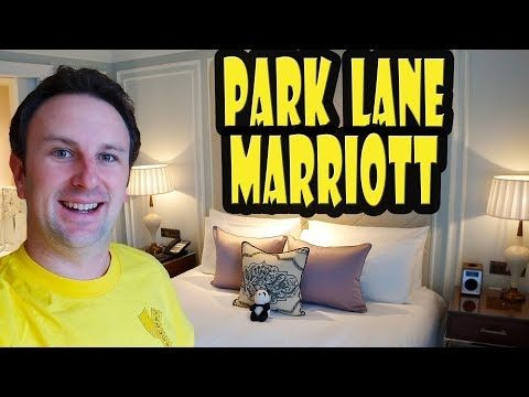 London Marriott Park Lane DETAILED Review