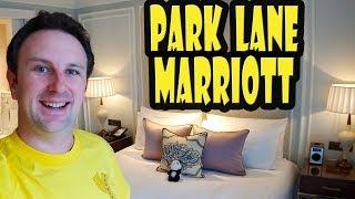 London Marriott Park Lane DETAILED Review