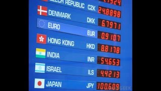 Why Do Currency Exchange Rates Change