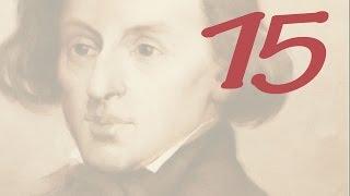 "Marek Dyżewski: ""Chopin w ogniu Konkursu"" II ETAP -15-"