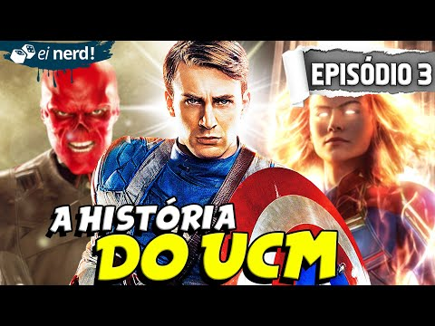 HISTÓRIA DO UCM EP 3: O TESSERACT