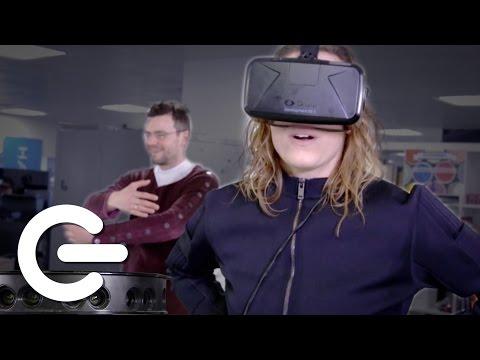 VR Body Suit - The Gadget Show