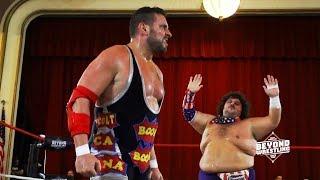 [Free Match] Colt Cabana & Dick Justice v Chuck Taylor & Orange Cassidy | Beyond Wrestling #Vitality