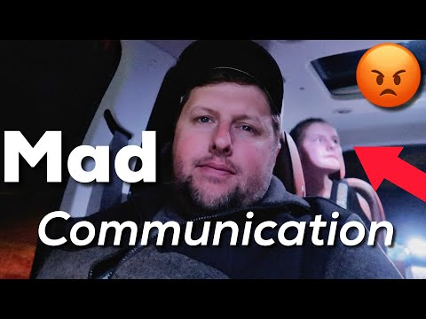 Angry Is Communication