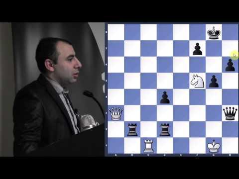 Tactics and Important Ideas - GM Varuzhan Akobian - 2013.03.24