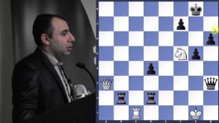 Tactics and Important Ideas - GM Varuzhan Akobian - 2013.03.24