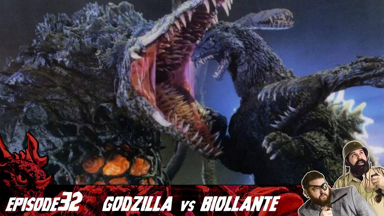 godzilla vs. biollante full movie crackle