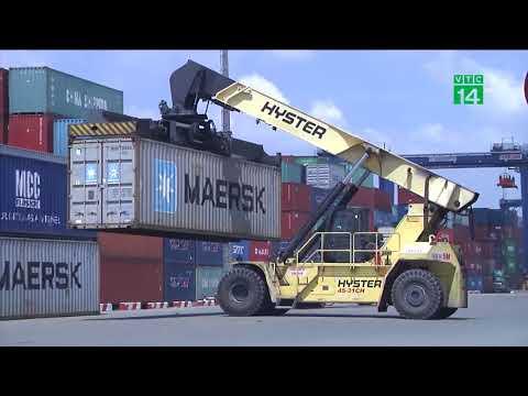 Cảng Cát Lái kêu cứu vì rác ngoại | VTC14