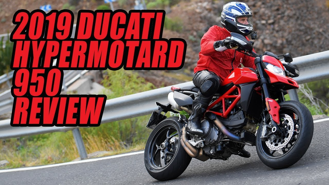 2019 Ducati Hypermotard 950950 Sp First Ride Review Motorcyclecom