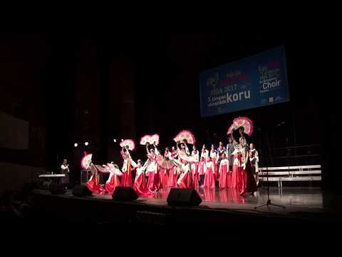 00086 Open Competition: Folklore with accompaniment (O10) 3rd European Choir Games 21.07.2017
