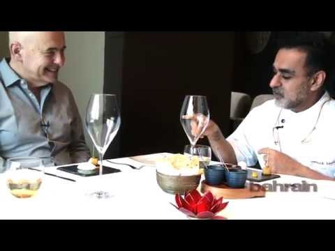At Chef's Table with Vineet Bhatia