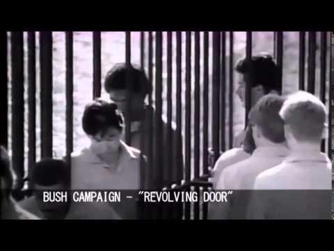 Campaña política en Segruidad - Political Campaign on Crime - Revolving doors add