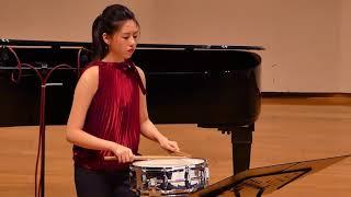 Tantrum for Snare Drum solo  Kevin Bobo