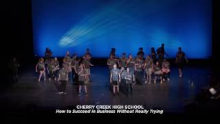 Bobby G Awards Rehearsal Time Lapse Video