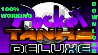How to download pocket tanks deluxe game