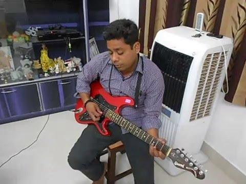 Tune mujhe pehchana nahi - RAJU CHACHA guitar chords
