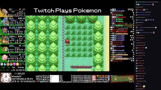Twitch Plays Pokémon Anniversary Burning Red - Hour 132 to 133