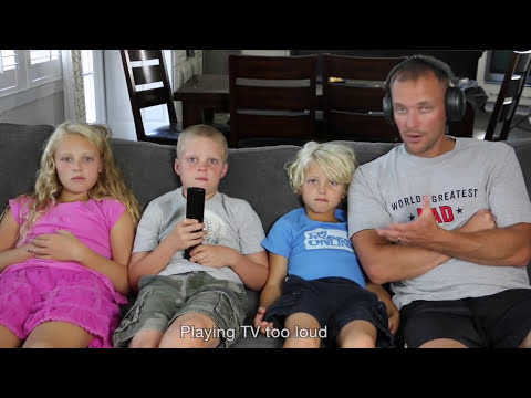 "Flo Rida ""My House"" Dad Parody Family Music Video Spoof"