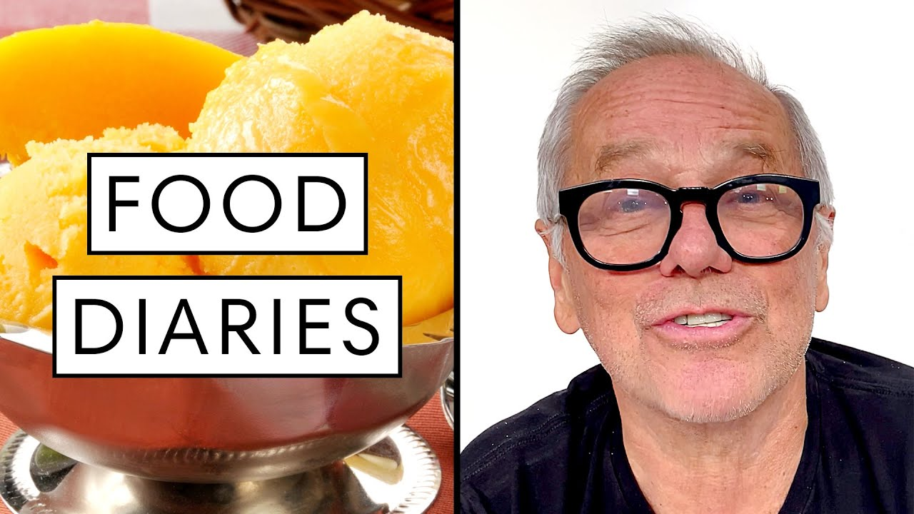 Everything Chef Wolfgang Puck Eats in a Day | Food Diaries: Bite Size | Harper's BAZAAR