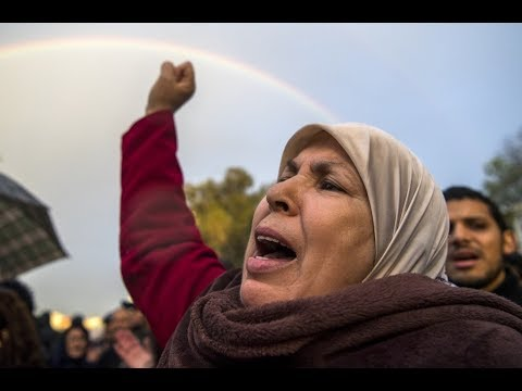 تعليق إضراب المدرسين المتعاقدين في المغرب  - 14:55-2019 / 4 / 15