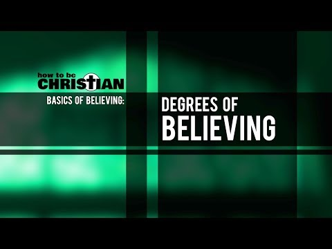 Degrees of Believing