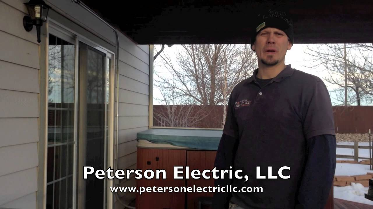 Wiring 105 Foot Hot Tub Or Spa With Metal Conduit Youtube Cost Of Electrical For