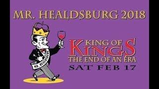 Contestant Intro: Mr. Sexy Xy - Live @ Mr. Healdsburg Pageant 2018, Raven Theater 2-17-8