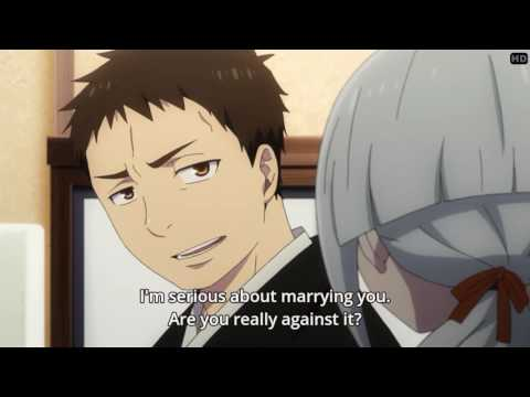 Ao No Exorcist: Kyoto Fujouou Hen - Funny marriage proposal [Episode 12]