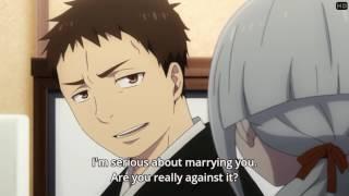 Ao No Exorcist: Kyoto Fujouou Hen - Funny marriage proposal [Episode 12]