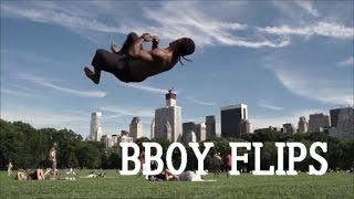 BBOY FLIPS