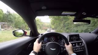 2017 Aston Martin DB11 POV Test Drive アストンマーチンdb11 検索動画 8