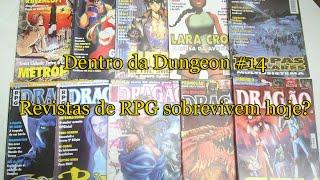 DD #14   revistas de RPG
