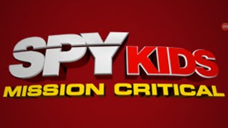 Spy Kids tv showed mission critical coming soon to Netflix in April 20th 2018. #spykidsMC18