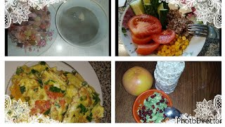4 блюда ПП питание. ч2. Рецепты в описании