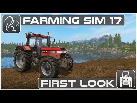 Farming Simulator 2017 Gameplay | First Look | PC Ultra