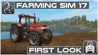 Farming Simulator 2017 Timelapse #2: Weeding And Woodchips!