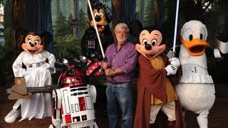 New 'Star Wars' Film in 2015 as Disney Buys Lucasfilm in $4.05B Deal