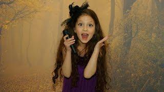 Алиссия Блисс (7 лет) читает стихотворение quot;Болтуньяquot; Агнии Барто