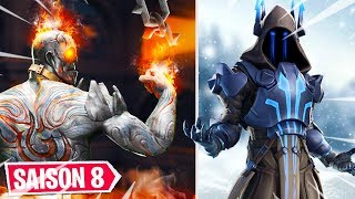 THE FORTNITE CONTINUATION VA BE HUGE ... (FREE AND SKINS)