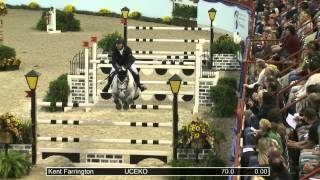 105 UCEKO Kent Farrington, Class 209 Grand Prix de Penn National FEI